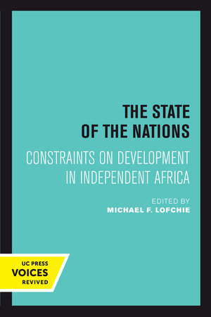 The State of the Nations by Michael F. Lofchie