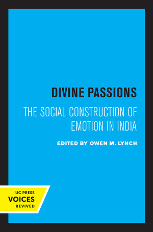 Divine Passions by Owen M. Lynch