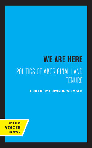 We Are Here by Edwin N. Wilmsen