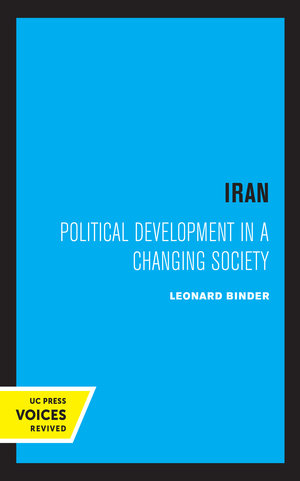 Iran by Leonard Binder