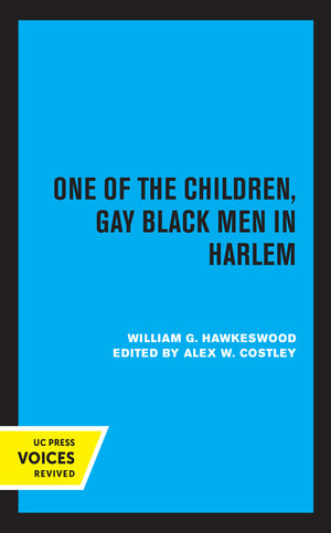 One of the Children by William G. Hawkeswood, Alex W. Costley