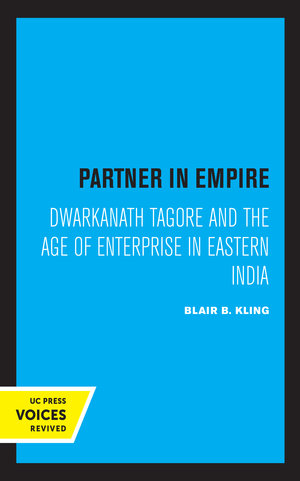 Partner in Empire by Blair B. Kling