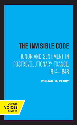 The Invisible Code by William M. Reddy