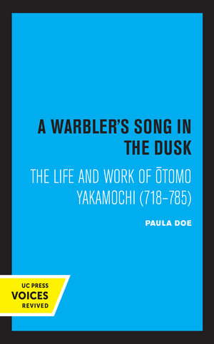 A Warbler's Song in the Dusk by Paula Doe