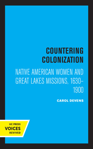 Countering Colonization by Carol Devens