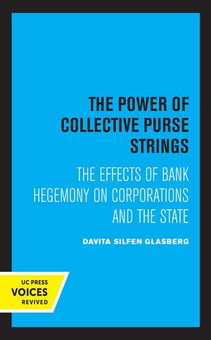 The Power of Collective Purse Strings by Davita Silfen Glasberg