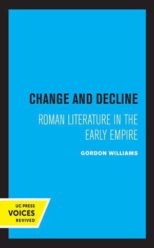 Change and Decline by Gordon Williams