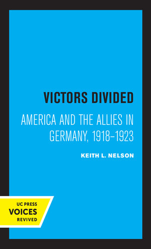 Victors Divided by Keith L. Nelson