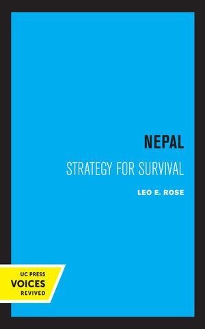 Nepal by Leo E. Rose