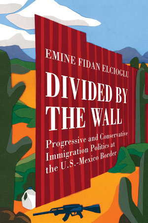 Divided by the Wall by Emine Fidan Elcioglu
