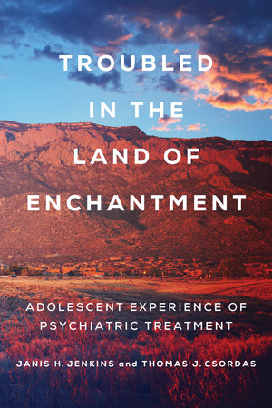 Troubled in the Land of Enchantment by Janis H. Jenkins, Thomas J. Csordas