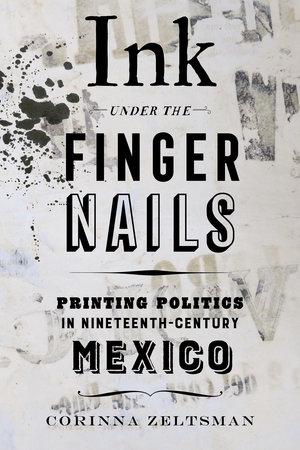 Ink under the Fingernails by Corinna Zeltsman