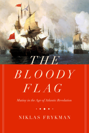 The Bloody Flag by Niklas Frykman
