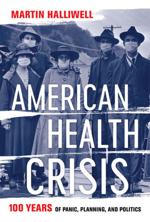 American Health Crisis by Martin Halliwell