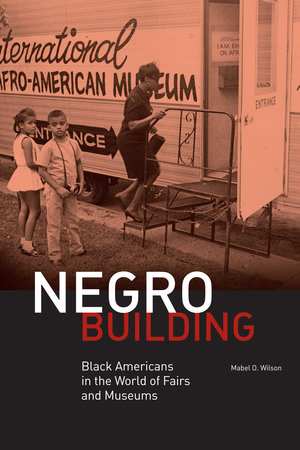 Negro Building by Mabel O. Wilson