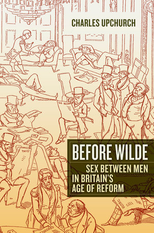 Before Wilde by Charles Upchurch