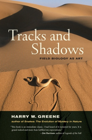 Tracks and Shadows by Harry W. Greene