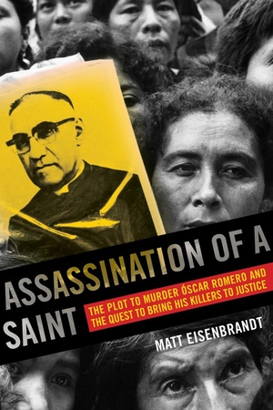 Assassination of a Saint by Matt Eisenbrandt