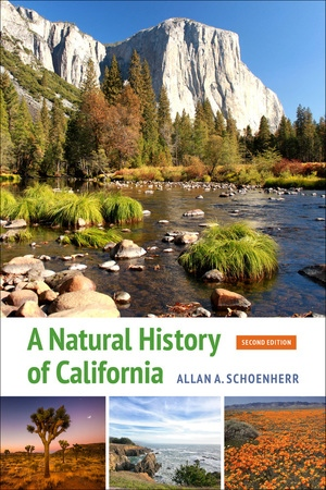 A Natural History of California by Allan A. Schoenherr
