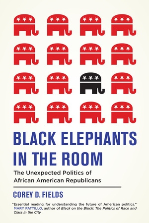Black Elephants in the Room by Corey D. Fields