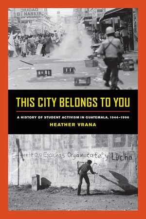 This City Belongs to You by Heather Vrana