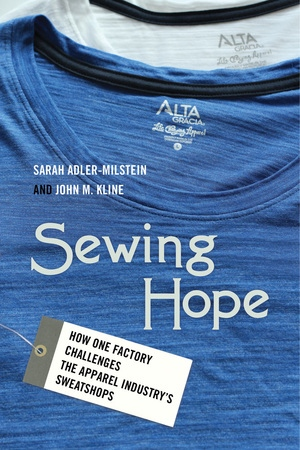 Sewing Hope by Sarah Adler-Milstein, John M. Kline