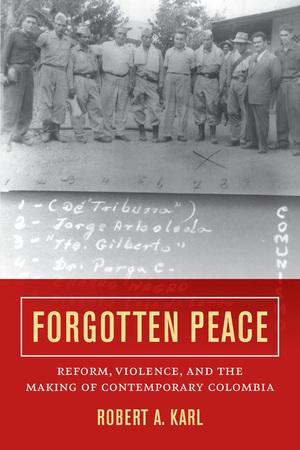 Forgotten Peace by Robert A. Karl