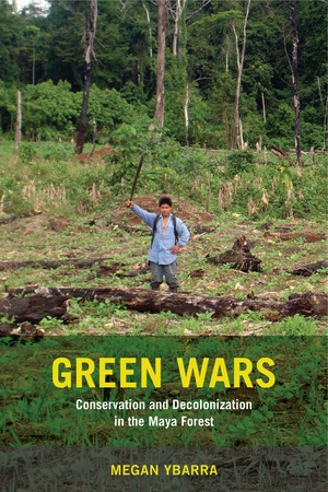 Green Wars by Megan Ybarra