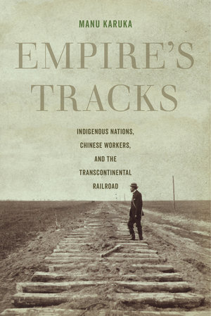 Empire's Tracks by Manu Karuka