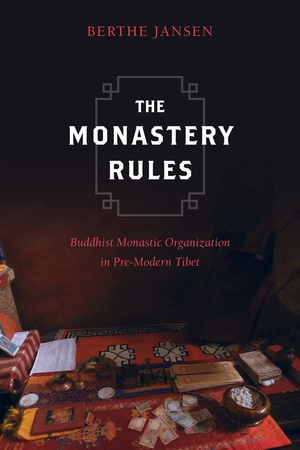 The Monastery Rules by Berthe Jansen