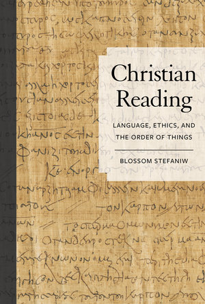 Christian Reading by Blossom Stefaniw