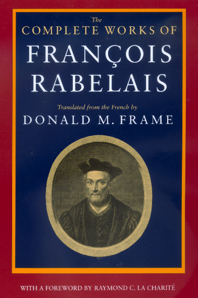 the complete works of francois rabelais fran231ois