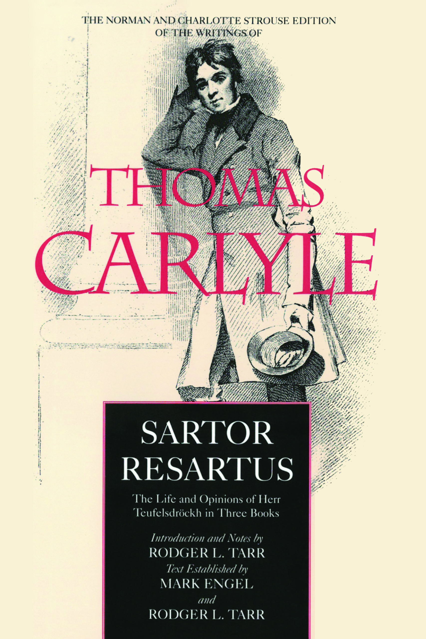 carlyle charlotte edition essay historical norman strouse thomas writings Buy historical essays (norman & charlotte strouse edition of the writings of thomas the norman and charlotte strouse edition of the writings of thomas carlyle.
