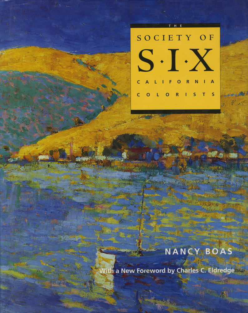 Society Of Six Nancy Boas Paperback University Of