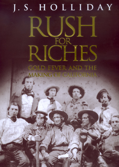 Rush For Riches J S Holliday Paperback University