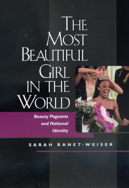 The Most Beautiful Book Cover : The most beautiful girl in world sarah banet weiser