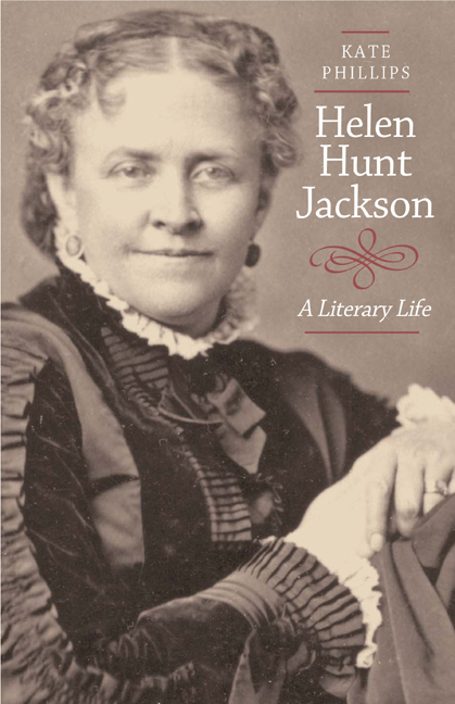 a biography and life work of helen hunt jackson an american novelist The lasting impact of helen hunt jackson's 1884 novel ramona can be seen in a   it is the founding work in a powerful local [ie californian] dystopian  phillips  combines a biographical approach to jackson's life with literary criticism  books  in nineteenth-century america (jackson did not write her first novel, mercy.