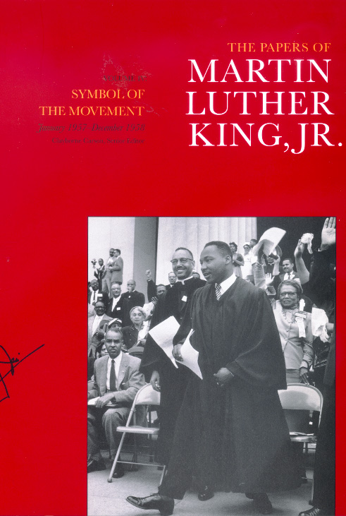 thesis paper on martin luther king jr Included: martin luther king jr essay content preview text: martin luther king jr lost his life trying to better the lives of african-american people he was one of.