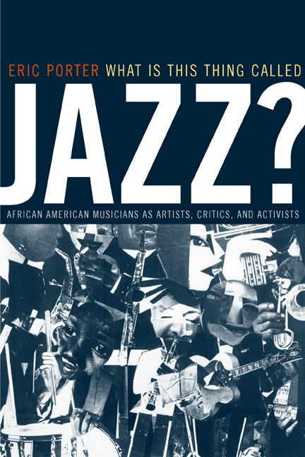 What Is This Thing Called Jazz? - Eric Porter - Paperback ...