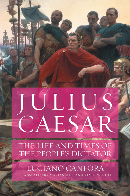 the life and times of julius caesar Fill in the blanks he was born in _____ (date) to a patrician family whose members flattered themselves on being so ancient that they could trace their line all the way back to a divine ancestress,_____.