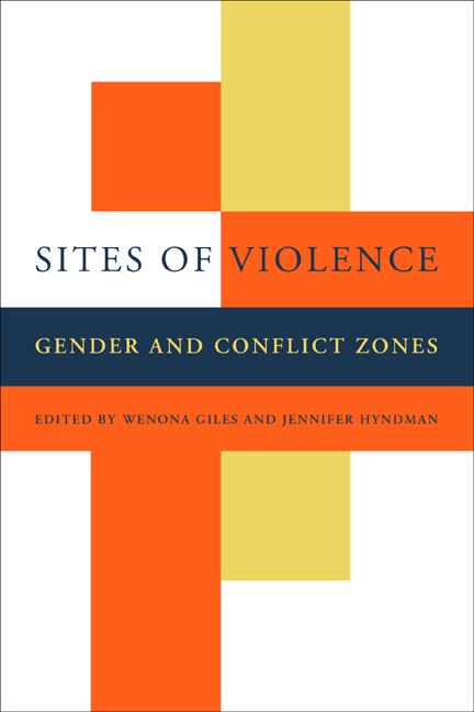 Sites of violence by wenona giles jennifer hyndman paperback download cover image create a flier for this title fandeluxe Images