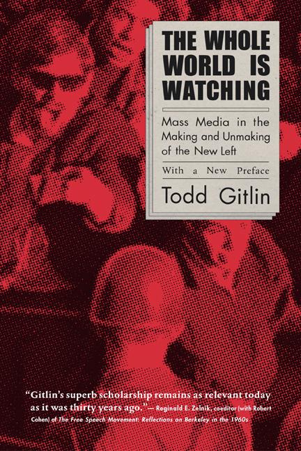 todd gitlin summary on media