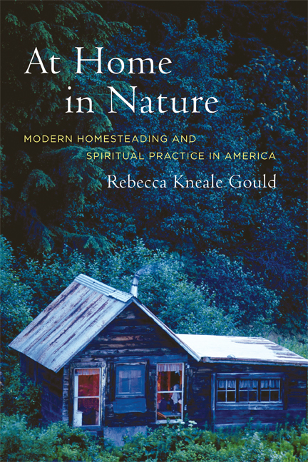 View Larger. At Home in Nature   Rebecca Kneale Gould   Paperback   University