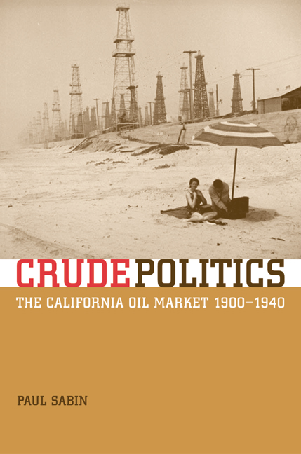 Crude politics paul sabin hardcover university of california press view larger fandeluxe Gallery