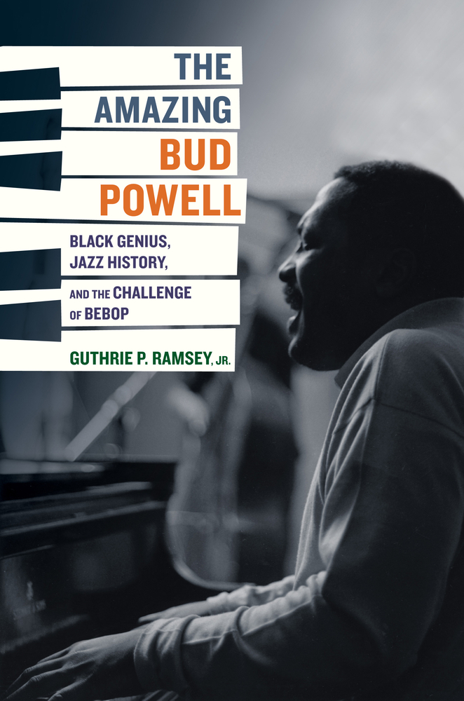 The amazing bud powell guthrie p ramsey hardcover view larger fandeluxe Images