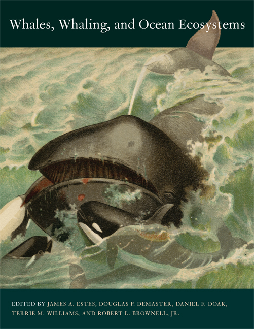 whales  whaling  and ocean ecosystems