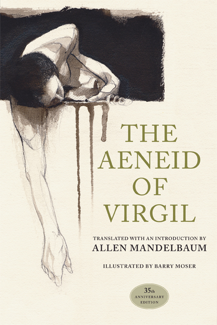 The Aeneid of Virgil, 35th Anniversary Edition by Virgil ...