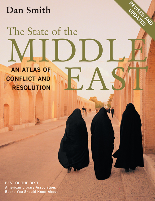 The State of the Middle East cover
