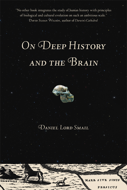 Resultado de imagen para on deep history and the brain