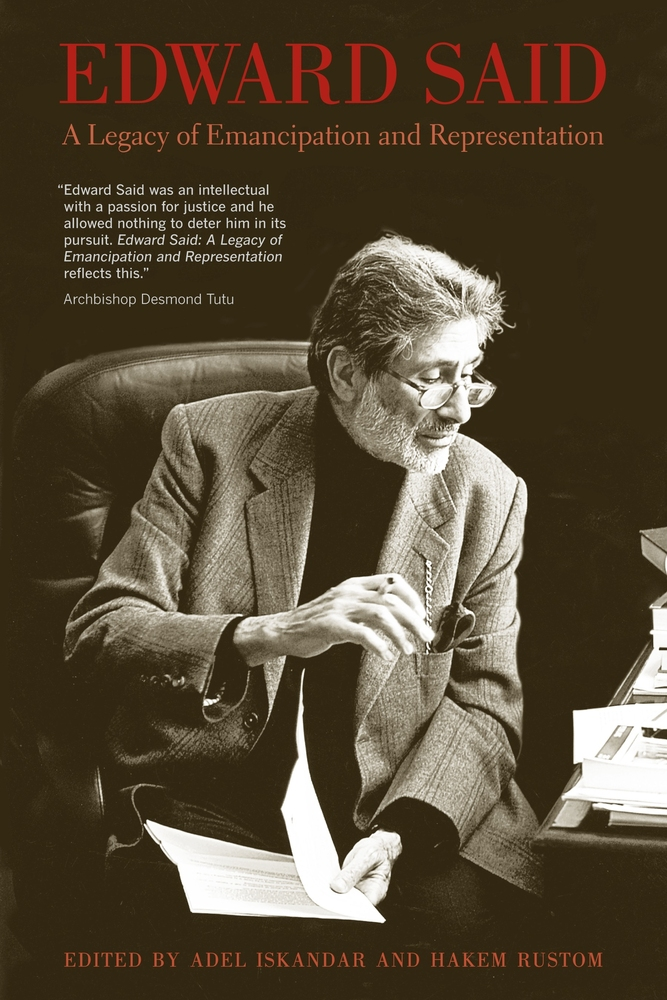 edward said edited by adel iskandar hakem rustom e book  view larger
